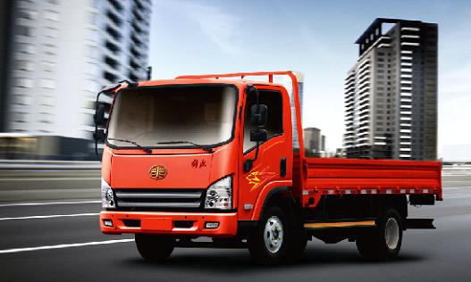 青岛解放虎V4×2载货车(标载版)