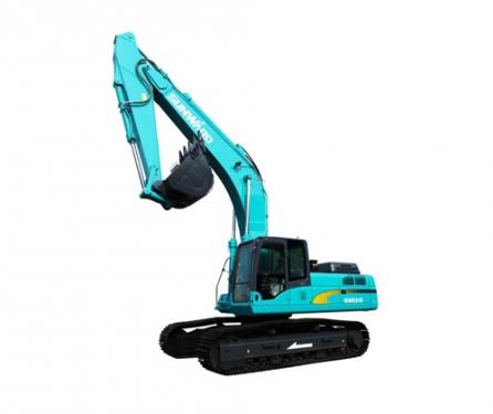 山河智能SWE215E中型挖掘机