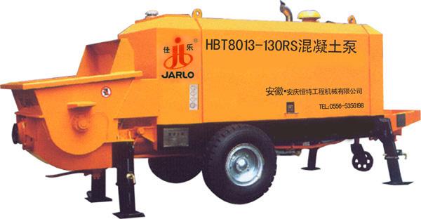 佳乐HBT8013-130RS拖泵
