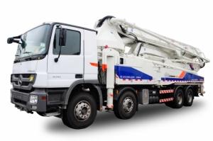 中联重科ZLJ5417THB 50X-6RZ混凝土泵车