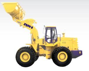 厦强XQ50-2轮式装载机