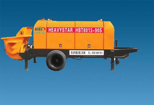 和盛达HBT8013-90S型电动拖泵