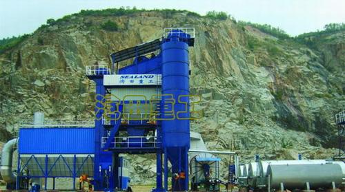 沧田重工LB3000沥青搅拌设备