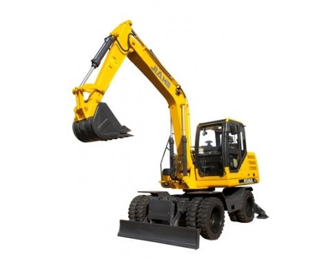 嘉和JHL85轮式挖掘机