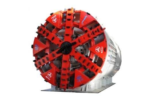 三一重工土压平衡盾构机