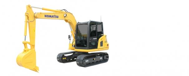 小松PC70-8液压挖掘机
