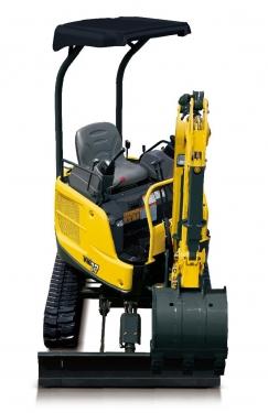 洋马ViO17(钢质履带)挖掘机