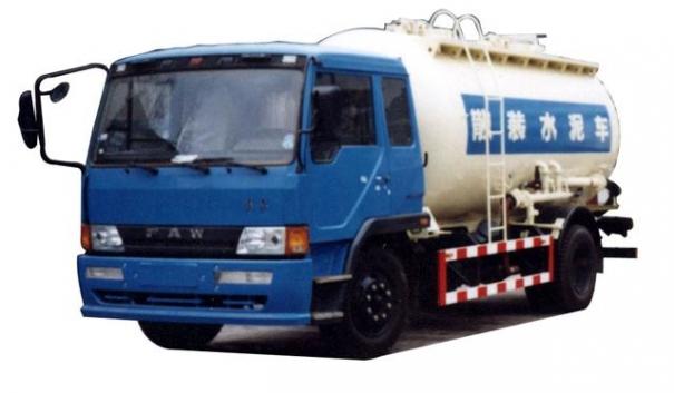 星马AH5130GSN散装水泥运输车