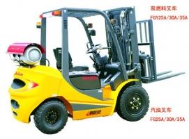 西林FG/FGY系列双燃料叉车