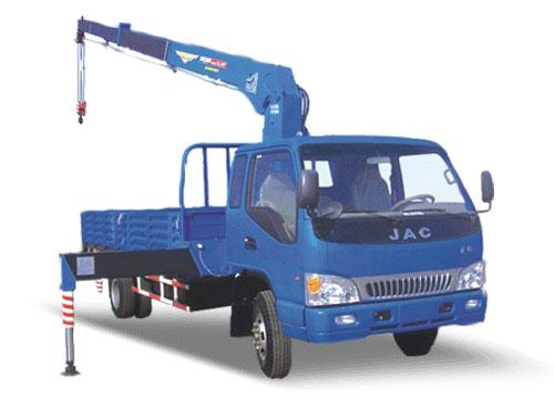 湖南飞涛SQ303 3.2吨直臂3节臂随车起重机
