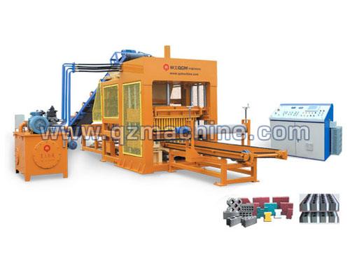 泉工QT10-15砌块成型机