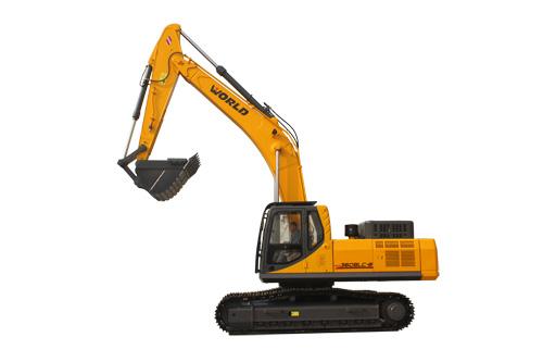 沃得W2360BLC-8液压挖掘机