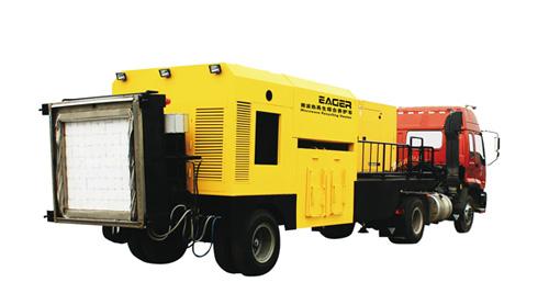瑞德EAGER微波热再生养护车