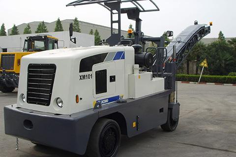 徐工XM101Ⅱ路面铣刨机