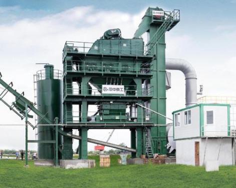 田中铁工TAP-3000LB沥青搅拌设备