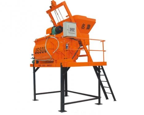 方建JS500搅拌机