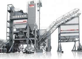 中交西筑J4000集装箱式沥青搅拌设备