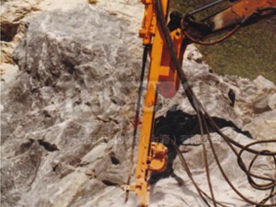 泰石克HDC-350C辅助凿岩机