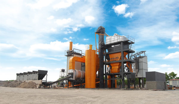 华通动力ABH3000沥青混合料搅拌设备