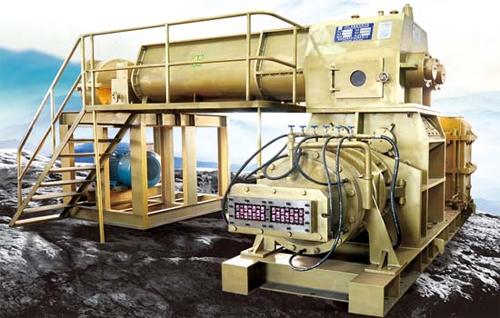东方机械JKY60/60-4.0双泥条真空挤出机