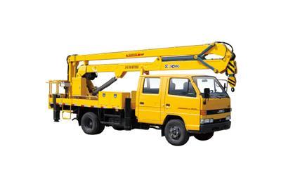 徐工XZJ5050JGKJ4(12米)折叠臂高空作业车
