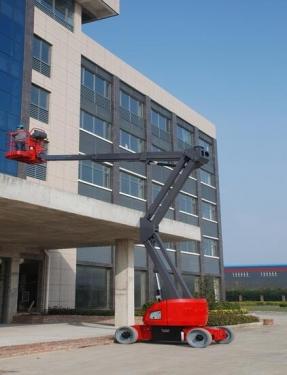 美通重工HZ200 JDC自行式曲臂型高空作業平臺