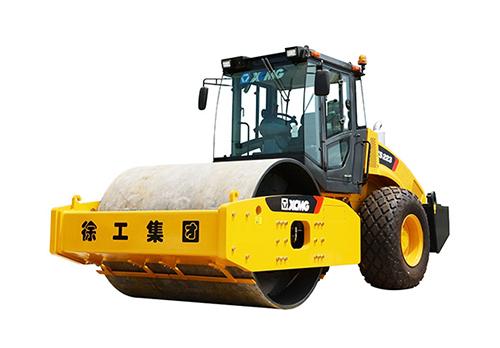 徐工XS223全液压单钢轮压路机