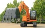 恒特HT150-8履带式挖掘机