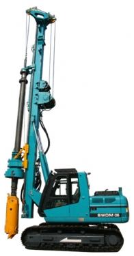 山河智能SWDM06旋挖钻机