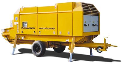 普茨邁斯特BSA 14000 HP E拖泵