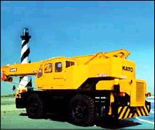 加藤KR-300全液压式越野起重机
