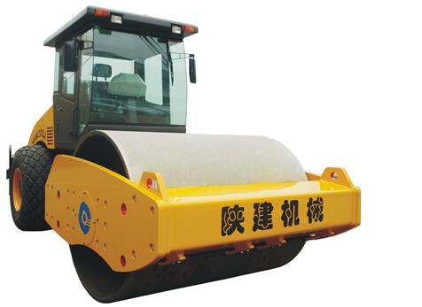 陕建机SRS200J机械式单钢轮振动压路机