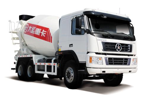 大运DYX5250搅拌运输车