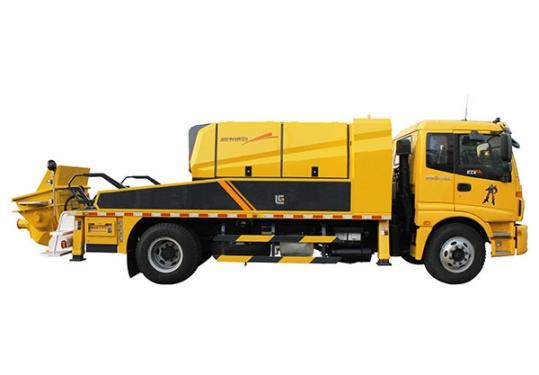 柳工HBC8015110E混凝土车载泵