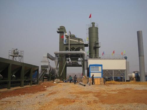 无锡环球QLB-1500型沥青混合料搅拌设备
