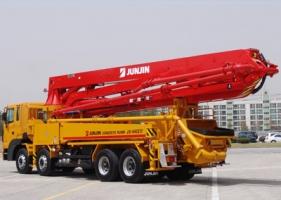全进JXR43-4.16HD泵车