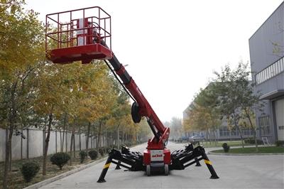 京城重工GTBY22S臂架式高空作业平台