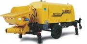 山推HBT6008Z拖式泵