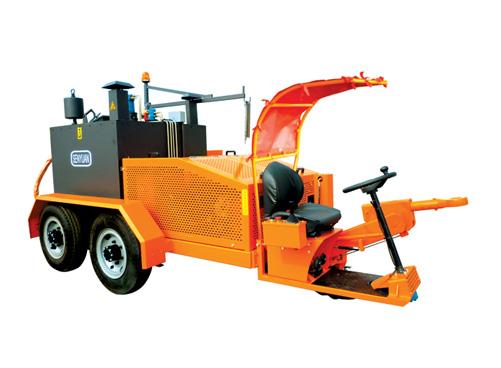 森远GFCZ型车载式灌缝机