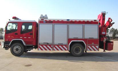 徐工JY230抢险救援消防车
