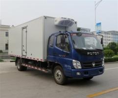 东风BJ5109XLC-FC冷藏车