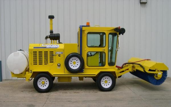 凯联-美国超级清扫机SM80CT/K超级清扫机
