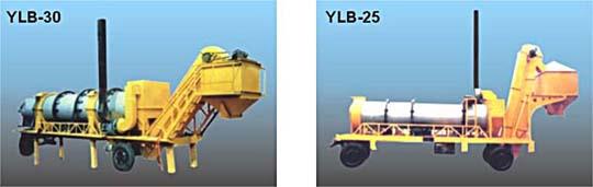 西安路邦YLB系列沥青混凝土搅拌设备