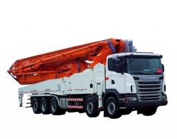 中联重科ZLJ5530THBK 64X-6RZ混凝土泵车