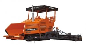 华通动力SPS90R多功能沥青摊铺机
