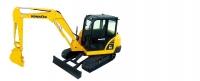 小松PC56-7液压挖掘机