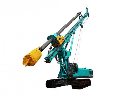 山河智能SWDM28 Ⅱ旋挖钻机