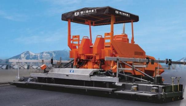 镇江路机APE90沥青混凝土摊铺机