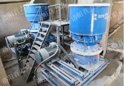 百力克H系列单缸液压圆锥破碎机