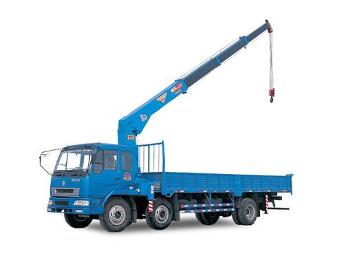 湖南飞涛SQ604 6吨直臂4节臂随车起重机